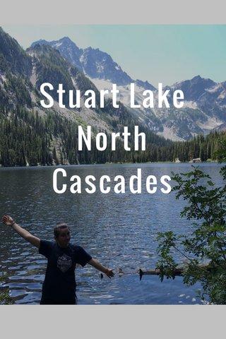 Stuart Lake North Cascades