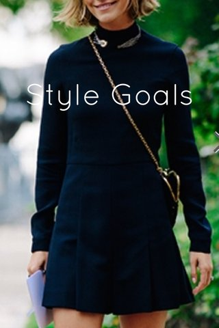 Style Goals