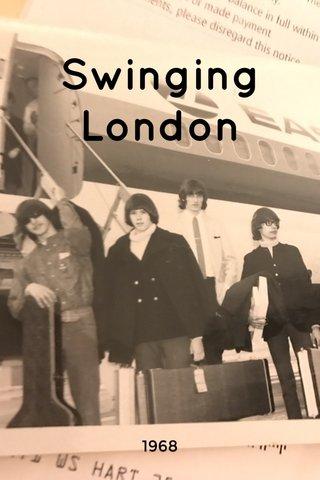 Swinging London 1968