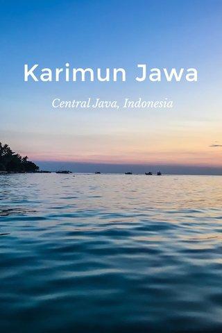 Karimun Jawa Central Java, Indonesia