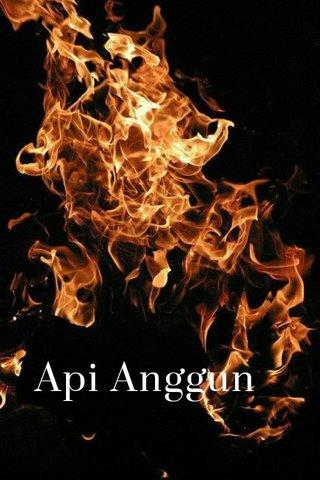 Api Anggun