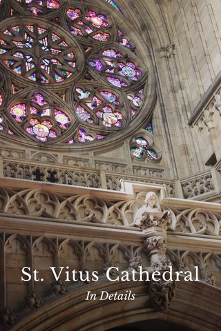 St. Vitus Cathedral In Details
