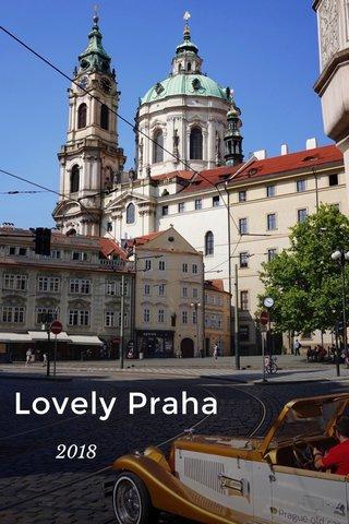Lovely Praha 2018