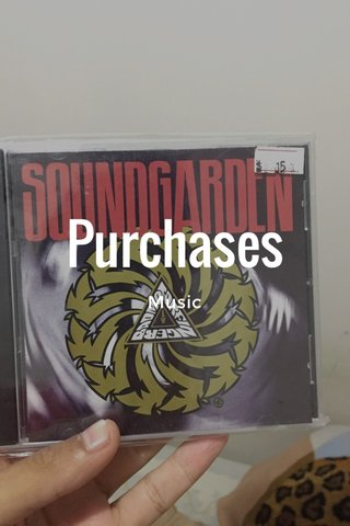 Purchases Music