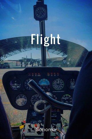 Flight Sonoma