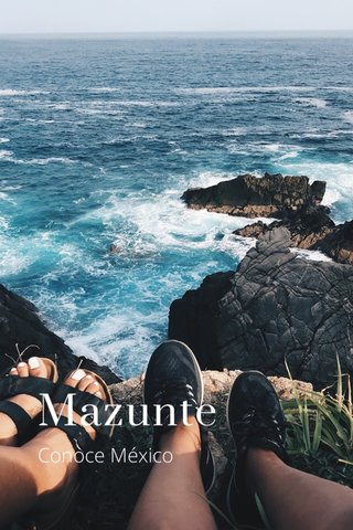 Mazunte Conoce México