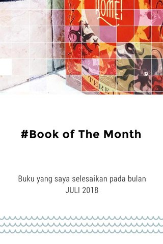 #Book of The Month