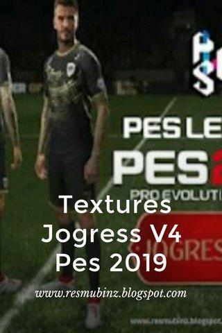 Textures Jogress V4 Pes 2019 www.resmubinz.blogspot.com