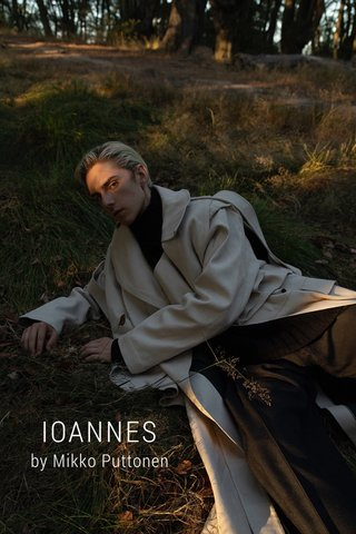 IOANNES by Mikko Puttonen
