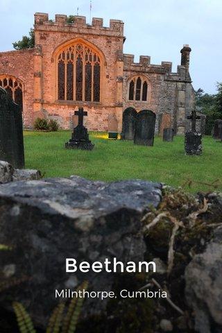 Beetham Milnthorpe, Cumbria