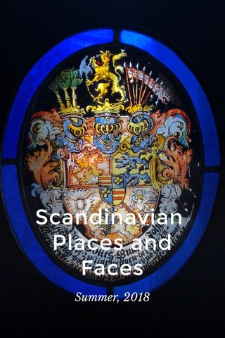 Scandinavian Places and Faces Summer, 2018