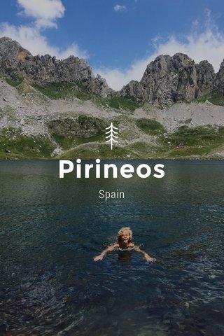 Pirineos Spain