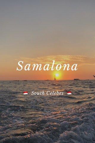 Samalona 🇮🇩 South Celebes 🇮🇩