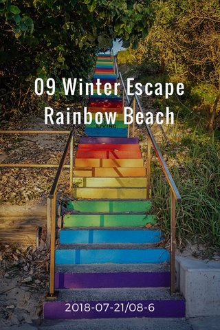 09 Winter Escape Rainbow Beach 2018-07-21/08-6