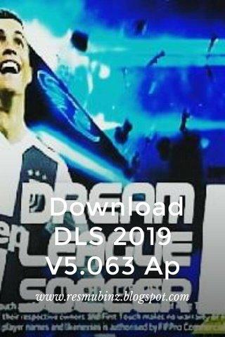 Download DLS 2019 V5.063 Ap www.resmubinz.blogspot.com