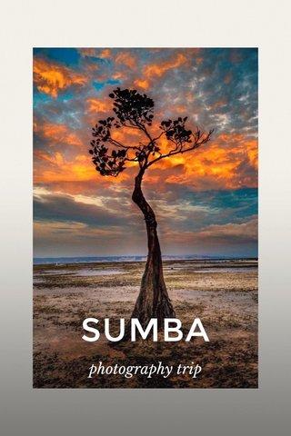 SUMBA photography trip
