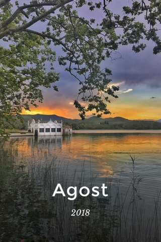 Agost 2018