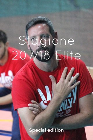 Stagione 207/18 Elite Special edition