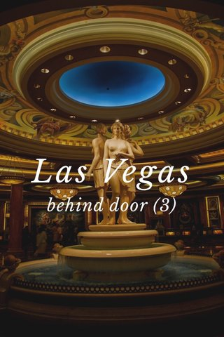 Las Vegas behind door (3)