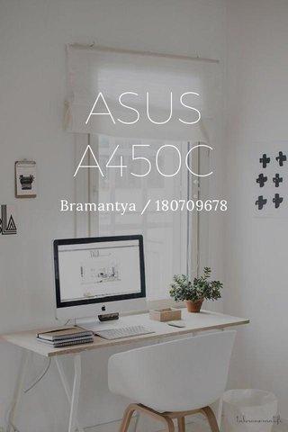 ASUS A450C Bramantya / 180709678
