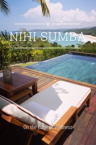 NIHI SUMBA On the Edge of Wildness