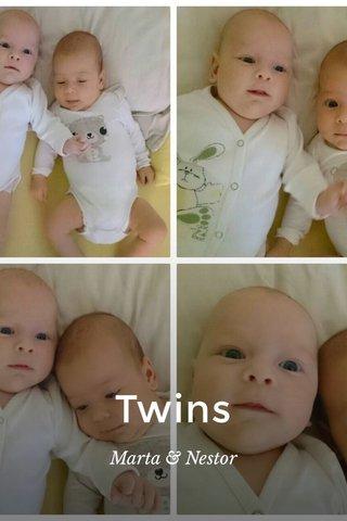 Twins Marta & Nestor