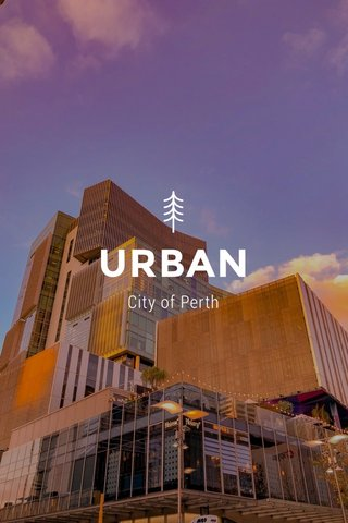 URBAN City of Perth