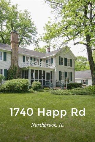 1740 Happ Rd Northbrook, IL