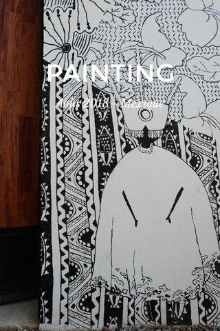PAINTING Août 2018 - Mexique