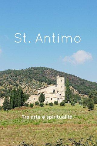 St. Antimo Tra arte e spiritualità