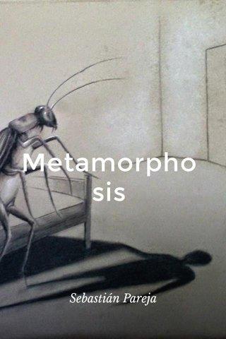 Metamorphosis Sebastián Pareja