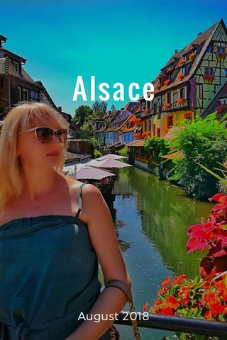 Alsace August 2018