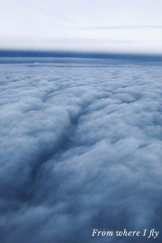 LIMBO From where I fly