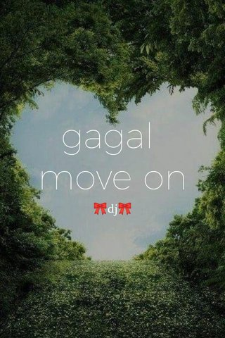 gagal move on 🎀dj🎀