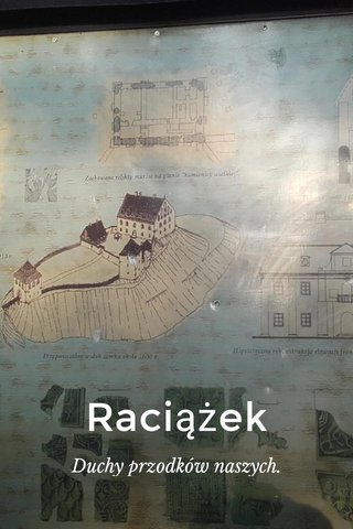 Raciążek Duchy przodków naszych.