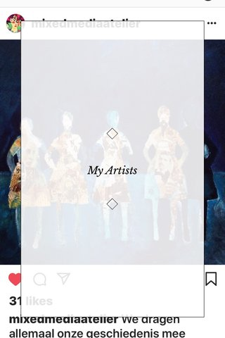 My Artists