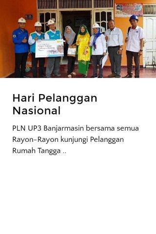 Hari Pelanggan Nasional