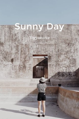 Sunny Day Yogyakarta