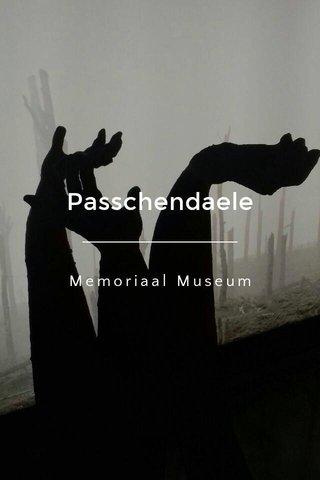 Passchendaele Memoriaal Museum