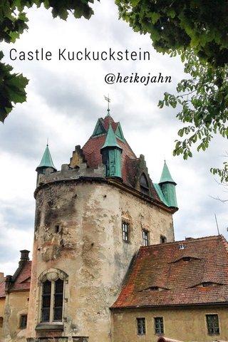 Castle Kuckuckstein @heikojahn