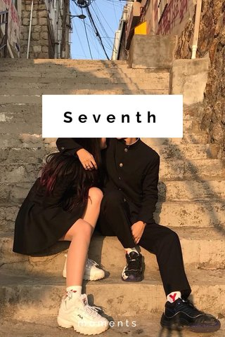 Seventh moments