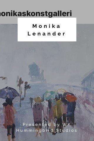 Monika Lenander Presented by WK Hummingbird Studios