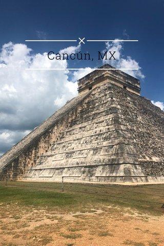 Cancún, MX