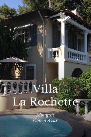 Villa La Rochette Mougins Côte d Azur