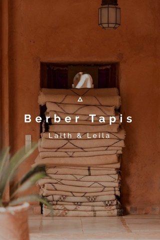 Berber Tapis Laith & Leila