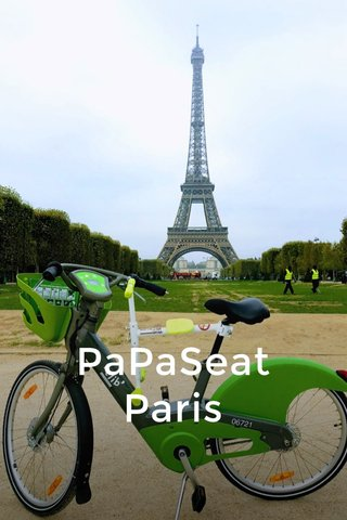 PaPaSeat Paris