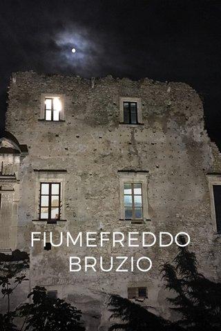 FIUMEFREDDO BRUZIO