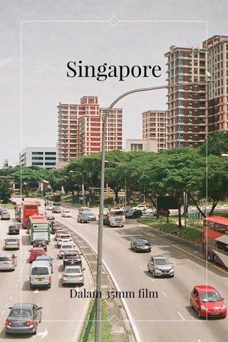 Singapore Dalam 35mm film