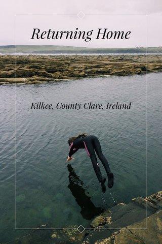 Returning Home Kilkee, County Clare, Ireland