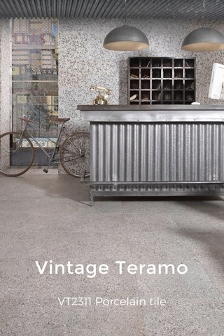 Vintage Teramo VT2311 Porcelain tile